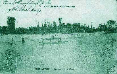 Le Bac de Pont-Astier