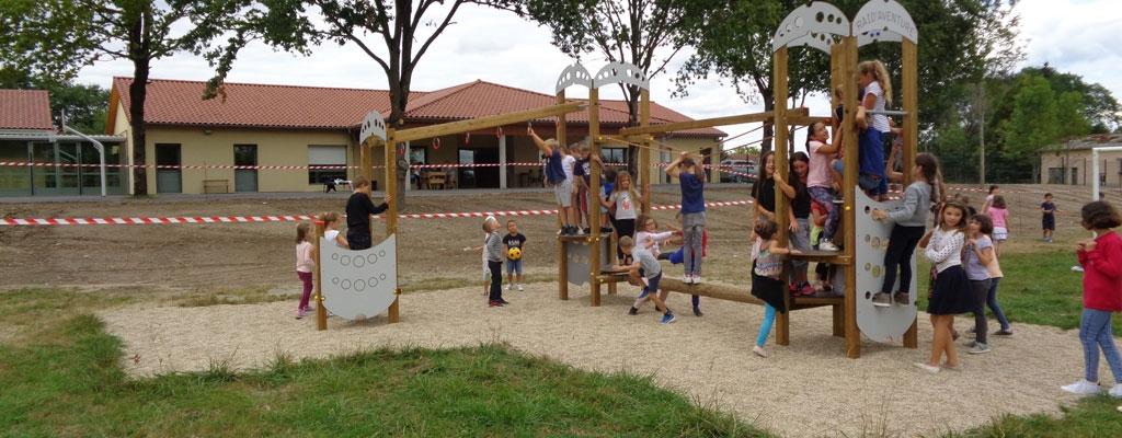 École publique Jean Touron (maternelle et primaire)