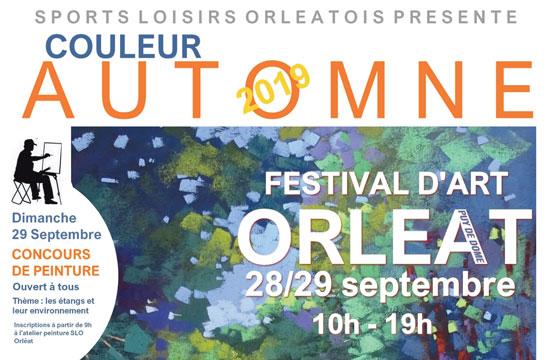 """Festival de peinture """"Couleur Automne"""""""