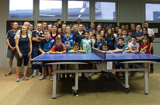 Ping Pong Club d'Orléat