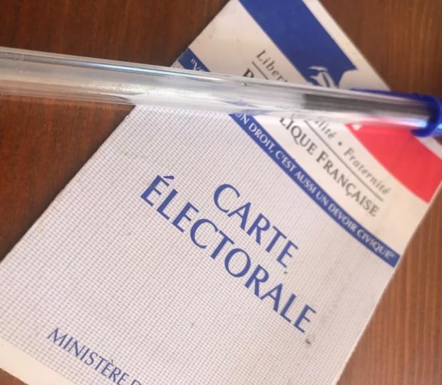 Inscriptions aux listes électorales