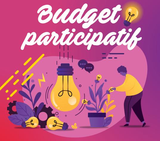Le Budget Participatif, c'est parti !
